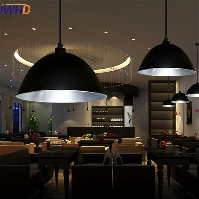 American Modern LED Pendant Lights For Home Lighting Hanging Lamp Aluminum Lampshade Led Bulb Bedroom Kitchen Light 90-260V E27 smart bulb e27 7w led bulb energy saving lamp color changeable smart bulb led lighting for iphone android home bedroom lighitng