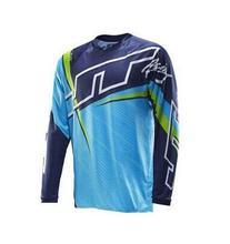 Black Motocross jersey for man NEW camisetas motociclista Mayhem Lite Blocker / hi-viz Motocross Dirt Bike MX Jersey  hot цена