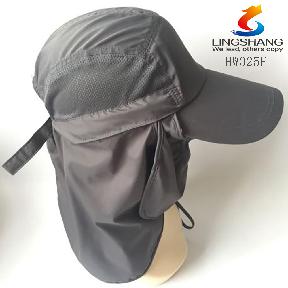 5d17e5249c3f2 2016 Summer Womens Mens Sun Protection Windproof Fishing Cap Neck Face Mask  Flap Hat-in Skullies   Beanies from Apparel Accessories on Aliexpress.com  ...