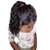 360 Lace Frontal Closure Pre Plucked Brazilian Remy Hair 100 Human Hair Loose Wave Bleached Knots