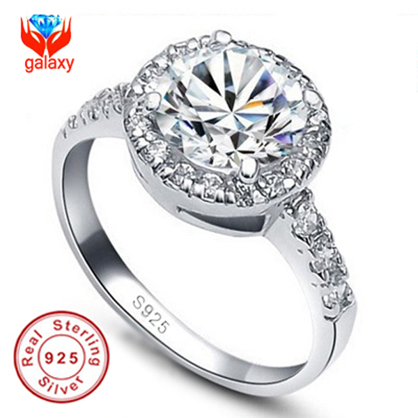 sterling ring brand galaxy item silver cz big fashion yhamni wedding carat jewelry aliexpress rings women diamant diamond engagement