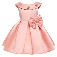 цены New Year Girls Party Princess Dress Sleeveless Casual Dress Evening Gown Birthday Party Dresses For Girls Teenager Prom Designs