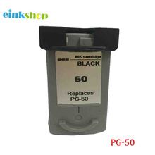 PG-50 Compatible Ink Cartridge For canon PIXMA iP2200 ip6220D ip6210D MP150 MP160 MP170 MP180 MP450 цена