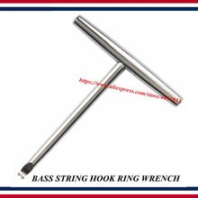 Piano tuning repair tool string coll makig wrench bass hanging ring Soundboard