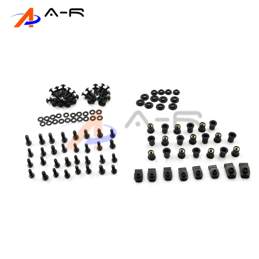 Body Fairing Bolts Nuts Fastener Clips Screws Washer For