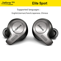 Jabra Elite 65t Alexa Enabled True Wireless Earbuds Bluetooth In ear Earphone Charging Case 20Hz 20kHz Supported 5 Languages