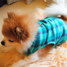 Pet Hond Kat Villus Warm Vest Puppy Doggy Apparel pet kleding voor kleine honden franse bulldog hoodies hond jas winter(China)