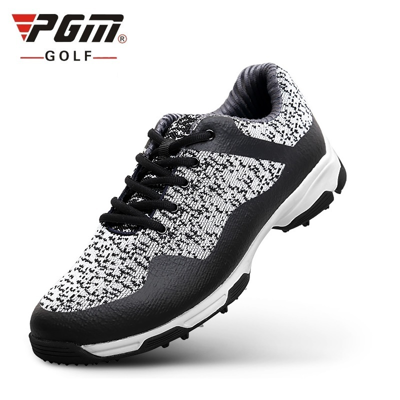 Pgm Golf Shoes For Men Breathable Mesh Sneakers Male Spikes Anti Skid Sports Shoes Lightweight Lace Up Comfort Golf Shoe AA10106Pgm Golf Shoes For Men Breathable Mesh Sneakers Male Spikes Anti Skid Sports Shoes Lightweight Lace Up Comfort Golf Shoe AA10106