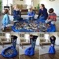 150 CM Caliente Impermeable Mat Baby Play Mat Lavable niños bolsa de almacenamiento de Picnic Juego Alfombra alfombras Bebé de Arrastre Mat. GH0116