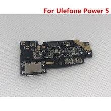 Новинка для Ulefone Мощность 5 6,0 ''смарт мобильный телефон плата зарядного устройства с USB разъем Замена для Ulefone Мощность 5 Аксессуары для мобильных телефонов