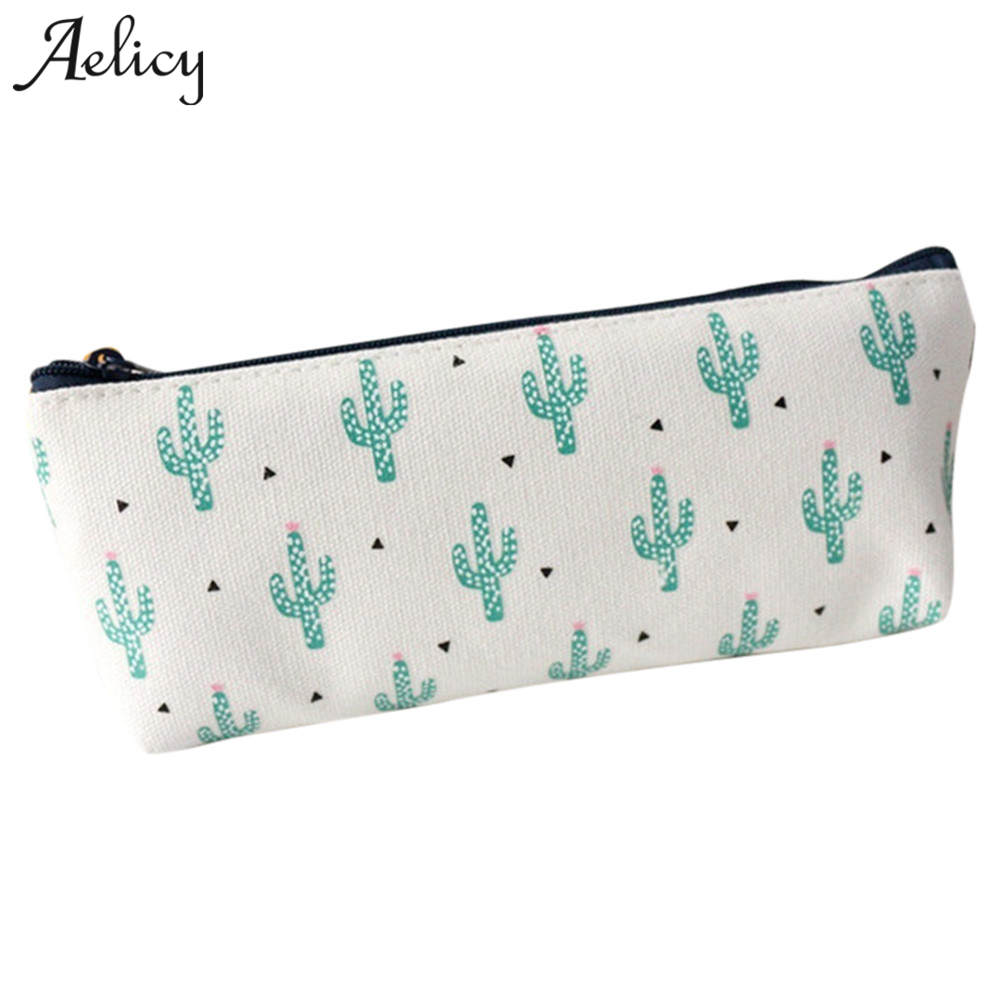 Luggage & Bags Men's Bags Veevanv New Children Cute Rainbow School Pencil Case Girls Kawaii Horse Printing Wallets Women Storage Pounch Fashion Makeup Bag Without Return