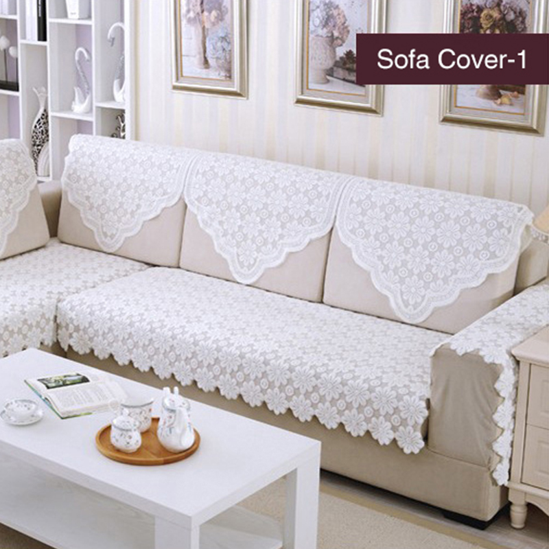 Merveilleux Lace Sofa Cover On The Corner Sofa Stretch Furniture Covers Slipcovers  Cotton Covering Fundas De Sofa Cheap For Living Roo In Sofa Cover From Home  U0026 Garden ...