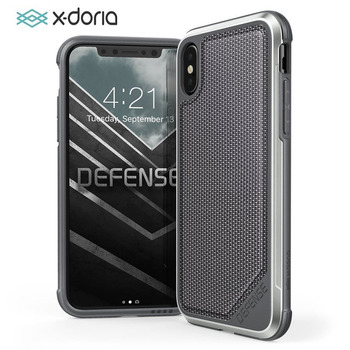 X-Doria Phone Case For iPhone X Defense Lux Military Grade Drop Tested Protective Case Cover For iPhone X Cover Coque Fundas
