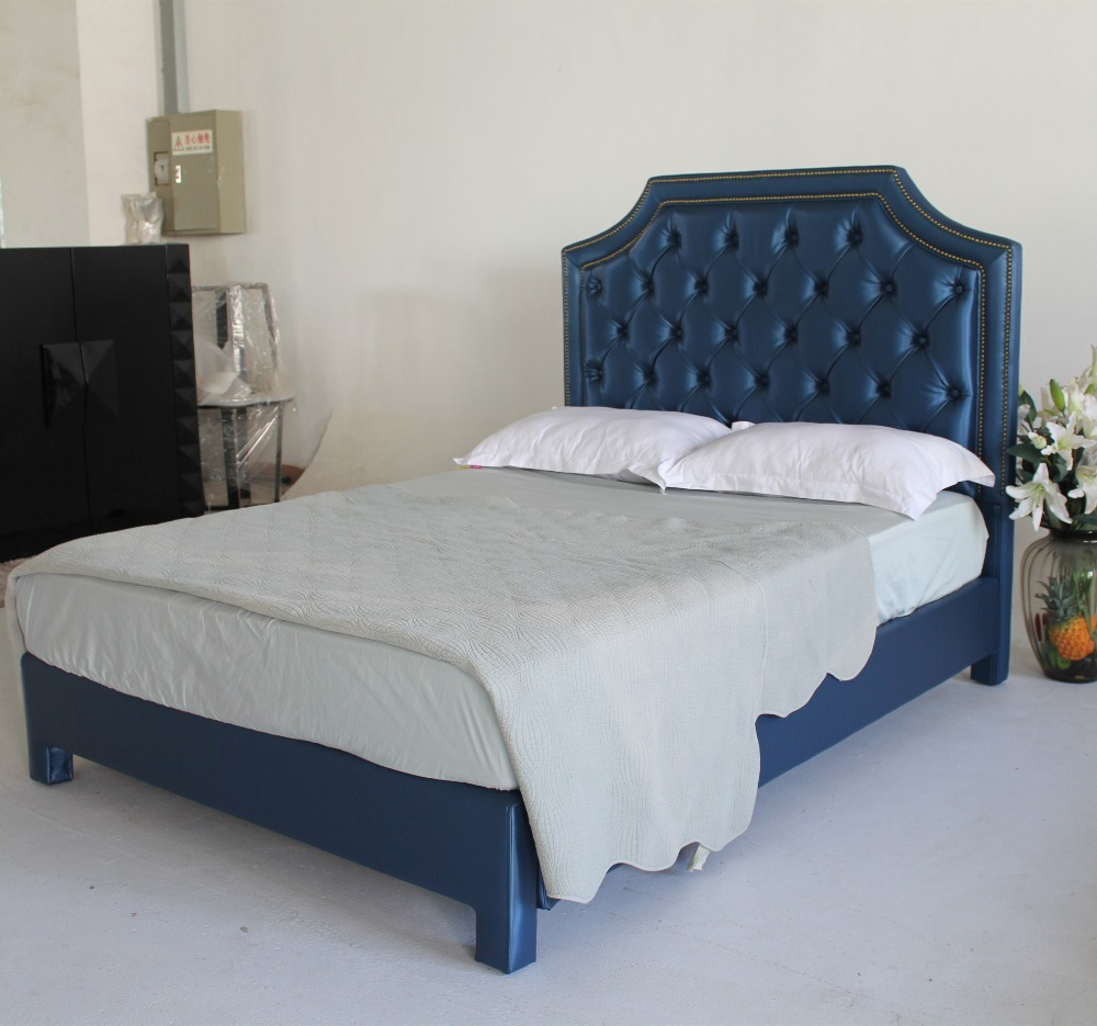 Desain rumah modern bedroom furniture deco untuk tidur ganda bingkai di ranjang dari furniture aliexpress com alibaba group