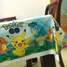 Masha and the bear PE rectangle printing tablecloth for Event Party Supplies 108*180cm