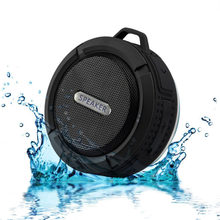 Mini Bluetooth Wireless Speaker Portable Ourdoor Speaker Surround Sound System Subwoofer Bass Mini Column Box Loudspeaker TF(China)