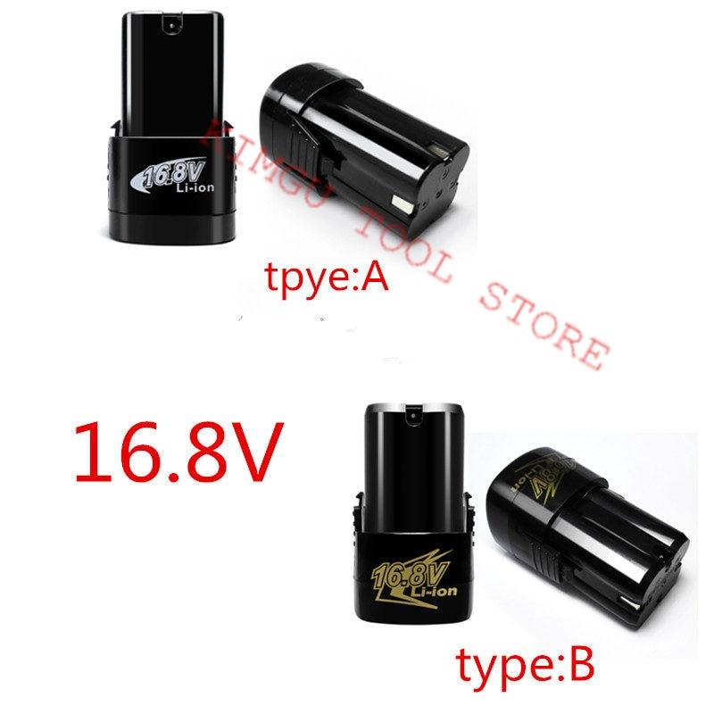 2.0Ah 16.8 v Li-Ion Batteria per la CINA LOMVUM LONGYUN FOGO GEMAISI CAVANI Li-Ion Batteria 16.8 v Trapano Screwdrive
