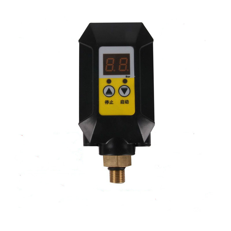 все цены на  Digital water pump switch electronic intelligent pressure pump controller automatic water pump switch control G1/4  онлайн