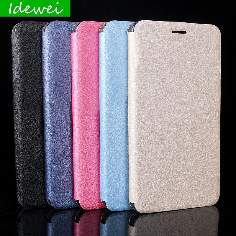 ZenFone Live L1 ZA550KL case For Asus_X00R case cover Silk pattern Flip pouch for Asus ZenFone Live L1 ZA550KL ZA 550KL case bag