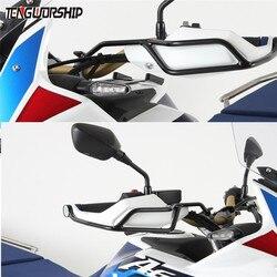 Teng поклонение стали левый и правый мотоцикл шрифт Ручка Бар Рука защита бампер Рамка протектор для Honda CRF1000L Африка Твин 2018 +
