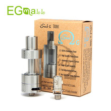 Electronic Cigarette Original Innokin iSub G Tank 4.5ML Sub ohm Atomizer Adjustable Airflow For Cool Fire IV Plus Box Mod Vape