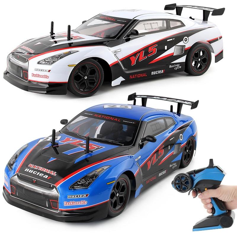1:10 2.4G Haute Vitesse Course RC Voiture Jouets 20 KM/H 2WD Dérive RC Voitures Télécommande Jouets pour Enfants cadeaux