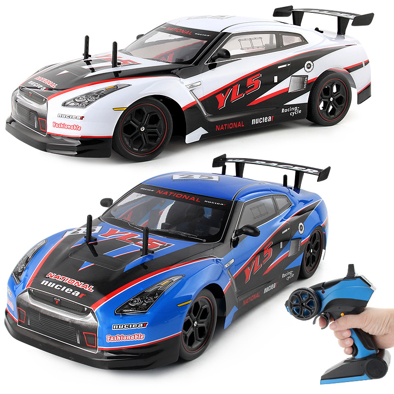 1:10 2.4G High Speed Race RC Car Toys 20KM/H 4WD Drift RC Cars Remote Control Toys for Children Gifts