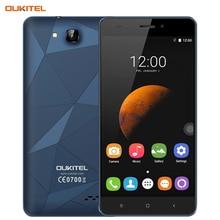 """Original OUKITEL C3 8 GB/1 GB Netzwerk 3G 3D Diamant Designed Zurück Abdeckung 5,0 """"Android 6.0 MT6580 Quad Core 1,3 GHz Smartphone 5MP"""