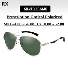 Men Sunglasses Polarized Optical RX Lenses Anti-reflective Green Coatings EXIA OPTICAL KD-101 Series