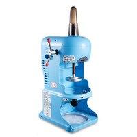 Novo contínuo máquina de gelo neve triturador de gelo para uso raspada gelo com frete grátis para a europa|Peças p/ mixer de alimentos| |  -