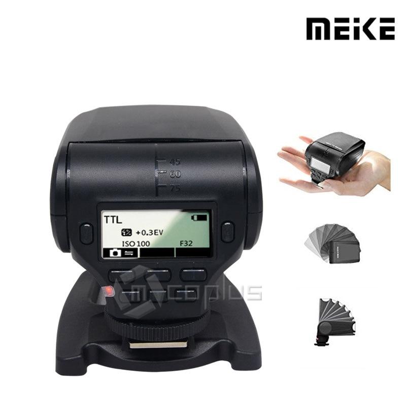 Meike MK320S MK-320 Flash TTL (GN32) speedlite para Sony A7 A7 II A7S A7R A6000 A6300 A6500 A7RII A5000 NEX-6 NEX-5R NEX-5T NEX-3