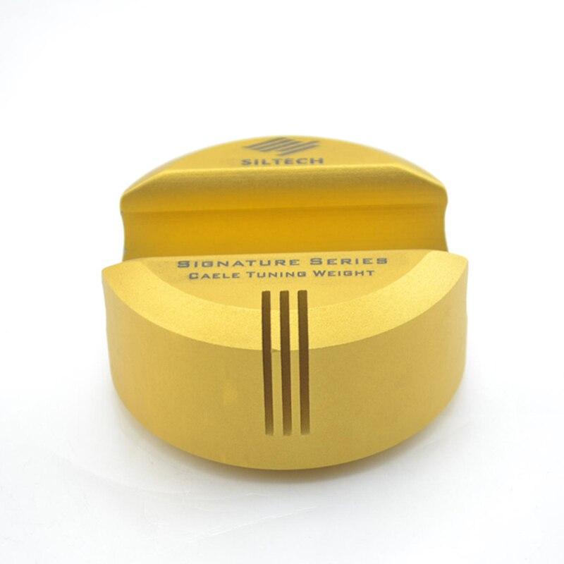 Haute qualité 1 pièce signature série câble réglage poids pour hifi haut-parleur câble audio câble réglage poids