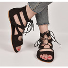 Cross Sandals Women ...