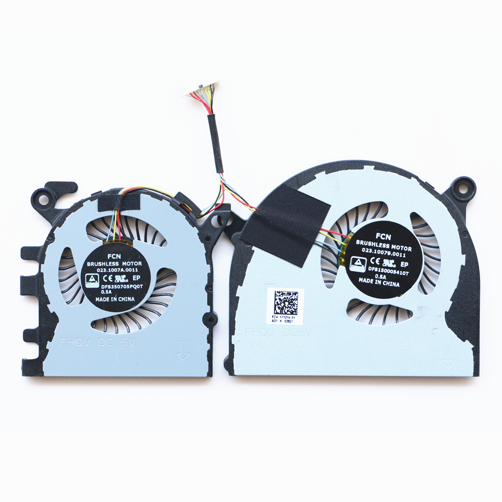цены New Cpu Fan For Xiaomi Air 13.3 Laptop Cpu Cooling Fan
