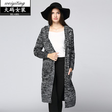 thick and cardigan large
