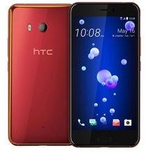 HTC U11 Original Unlocked GSM 3G 4G Android Mobile Phone Octa Core 5.5″ 12MP&16MP WIFI GPS 4GB RAM 64GB ROM Fingerprint NFC