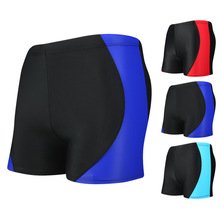 Children s Swimming Trunks Junior Professional 37-50kg Boys Swimming  Training Shorts Beach Swimming Trunks Retail 3718b415d44