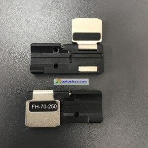 Image 2 - 送料無料1ペアFH 70 250繊維ホルダーFSM 70R 70R + 19R + 12R 80s 80s + 70s 70s + 62s + 19s + FSM 41S 38sファイバ融着接続