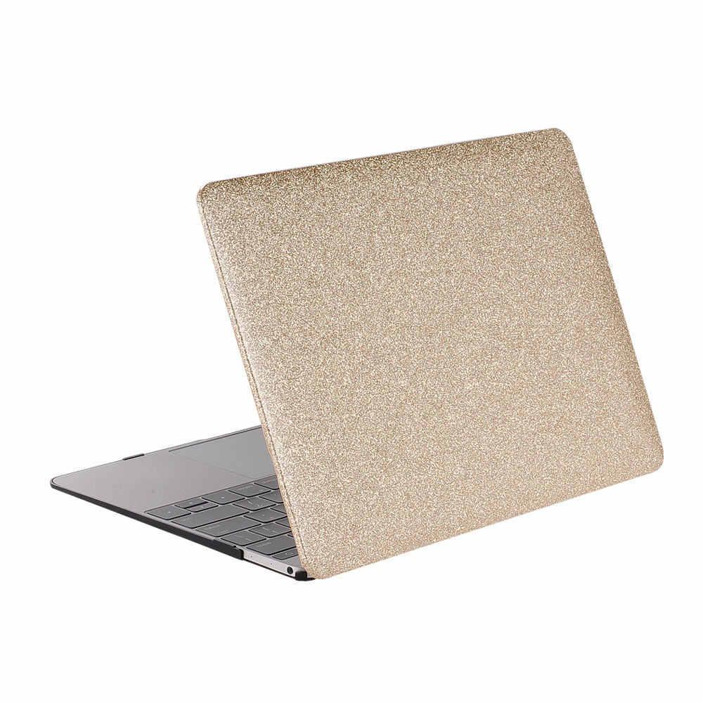 Nouvel Ordinateur Portable étui pour Macbook Air Pro 13 2016 2018 Cas A1466 A1708 A1989 A1707 Bling PC pour Macbook Air Retina 11 12 13 15 Cas