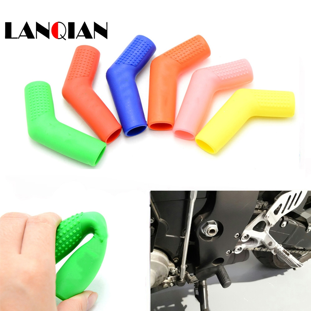 For Yamaha XJ6/DIVERSION XJR 1300/Racer Motorcycle Gear Shifter Shoe Case Cover Protector Gear Protector