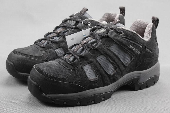 The Original British outdoor brand karrimor leather outdoor man waterproof  hiking shoes di Hiking Shoes dari Olahraga   Hiburan AliExpress.com  d8c5505c77