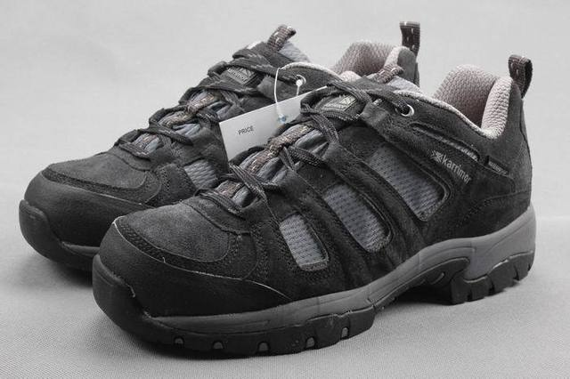 The Original British outdoor brand karrimor leather outdoor man waterproof  hiking shoes 708af8d4a6