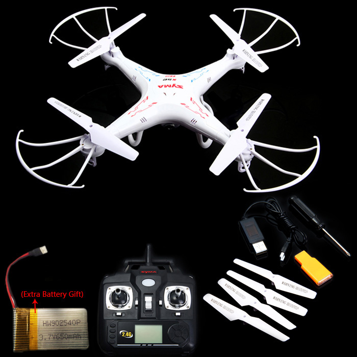 Syma X5C RC Quadcopters New Version Syma X5C - 1 Drones 2.4GHz 4CH RC Helicopter Remote Control Drone Dron Toy Kids Xmas Gifts