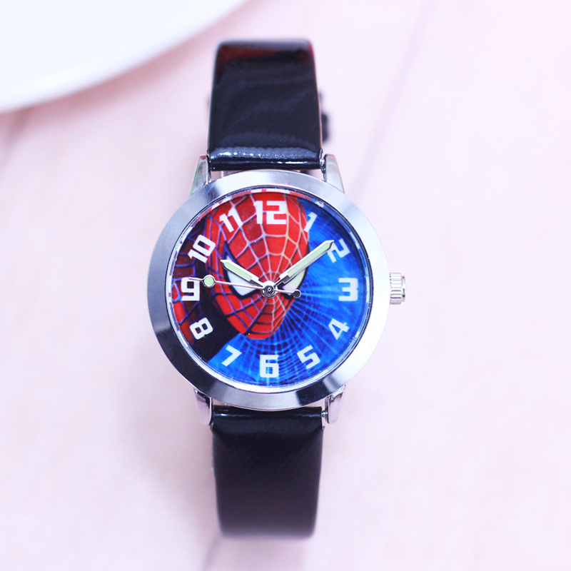 Children's Watches 2018 Famous Children Boys Cute Cool Cartoon Dinosaur Quartz Gift Watches Kids Sports Luminous Hands Leather Clock Montre Enfant