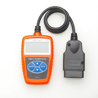 OBD2 EOBD CAN Hand Held Engine Analyzer Code Reader Russian Portuguese Auto Scan Tool Automotive Scanner