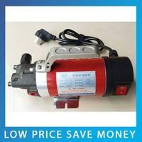 Cast Iron Fuel Oil Pump Mini 24V DC Pump 2.5L/min Gear Oil Pump YD 1.4