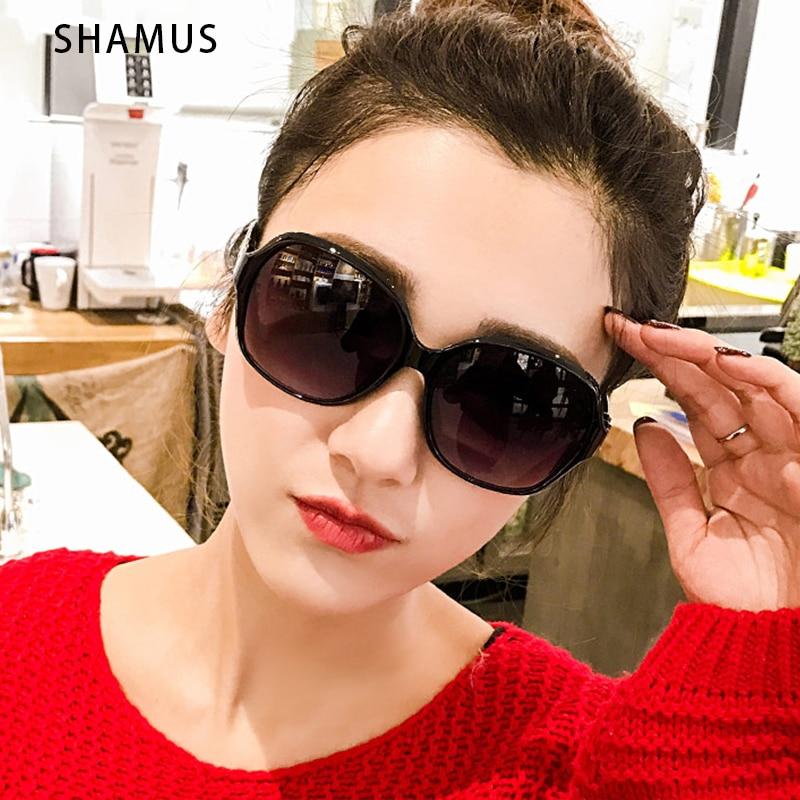 Ochelari de soare Shamus Brand cu geantă CR-39 UV400 Ochelari de - Accesorii pentru haine - Fotografie 2