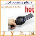 Универсальный двойной жк-экрана панели присосками рессоры разборка открытие ремонт инструменты для iPhone 5 5C 5S для iPod touch