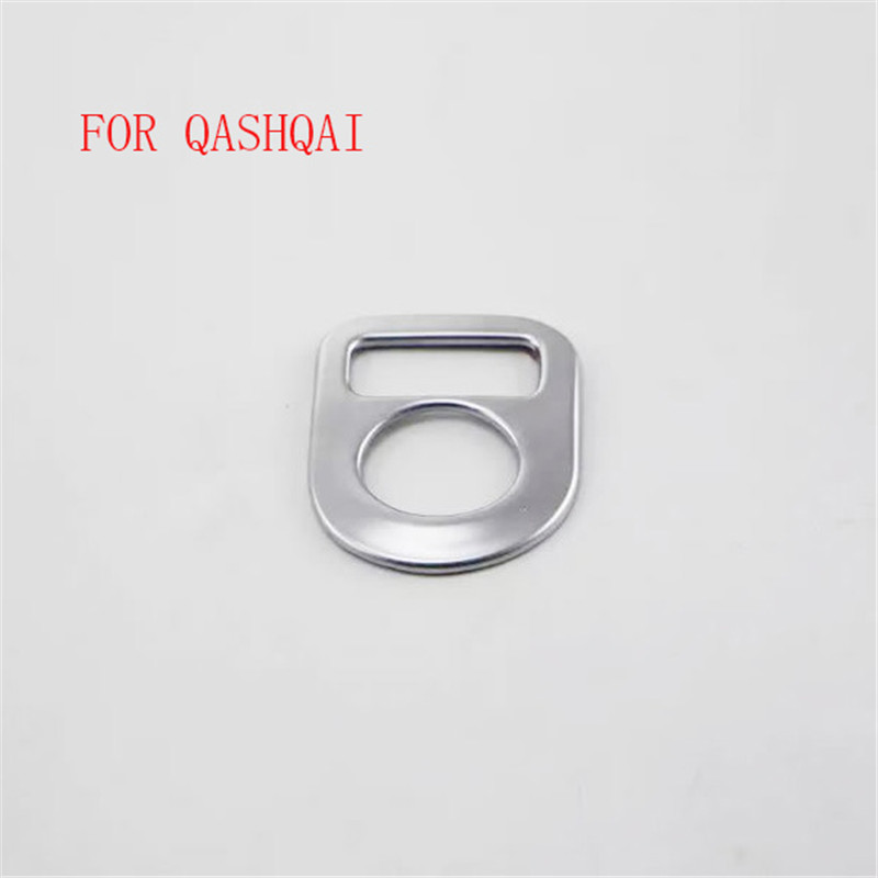 <font><b>ACCESSORIES</b></font> FOR <font><b>NISSAN</b></font> <font><b>QASHQAI</b></font> 2014 2015 <font><b>2016</b></font> SIDE MIRROR CONTROL BUTTON STAINLESS STEEL COVER TRIM SWITCH PANEL BEZEL ARMRESRT image