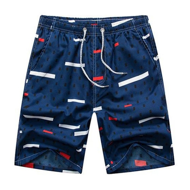 Beach Shorts Men Swimwear Liner Mesh Sweat Swimming Trunks Siwmsuits Sexy Plavky Mens Bathing Suits Quick Dry Surf  1